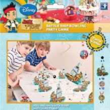 'Jake & the Neverlands Pirates' Party Game PK1